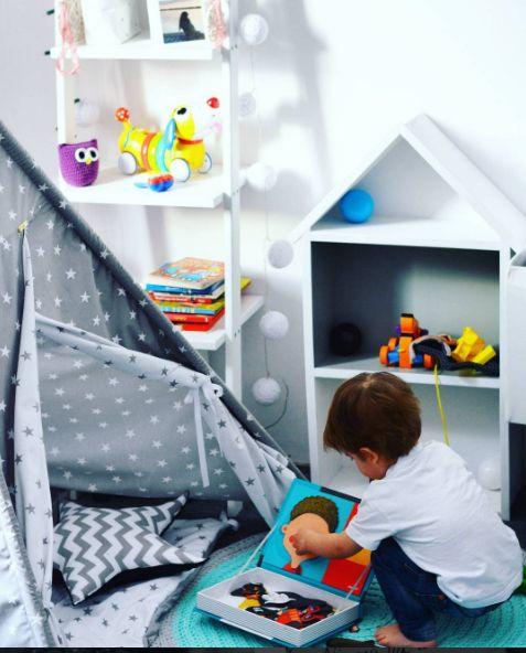 Drabina Dekoracyjna W Pokoju Dzieciecym Drabiny Znajdziecie Na Allegro Uzytkownik Domowepielesze2 Toddler Bed Furniture Bed