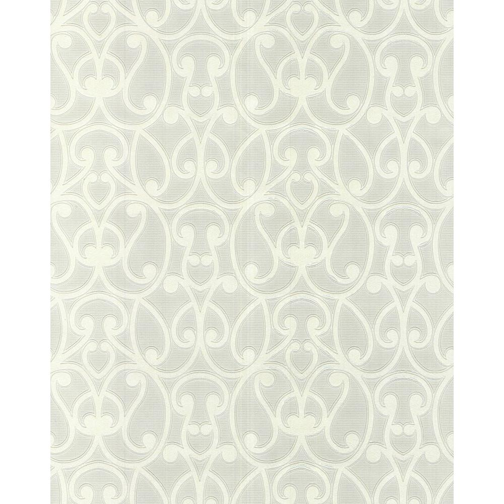 Graham U0026 Brown Jude Paintable White Removable Wallpaper