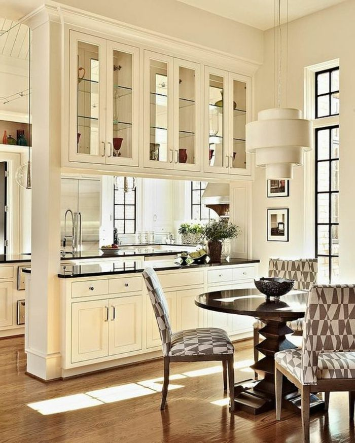 1001 ideen zum thema offene k che trennen kitchen upgrades pinterest kitchen kitchen. Black Bedroom Furniture Sets. Home Design Ideas