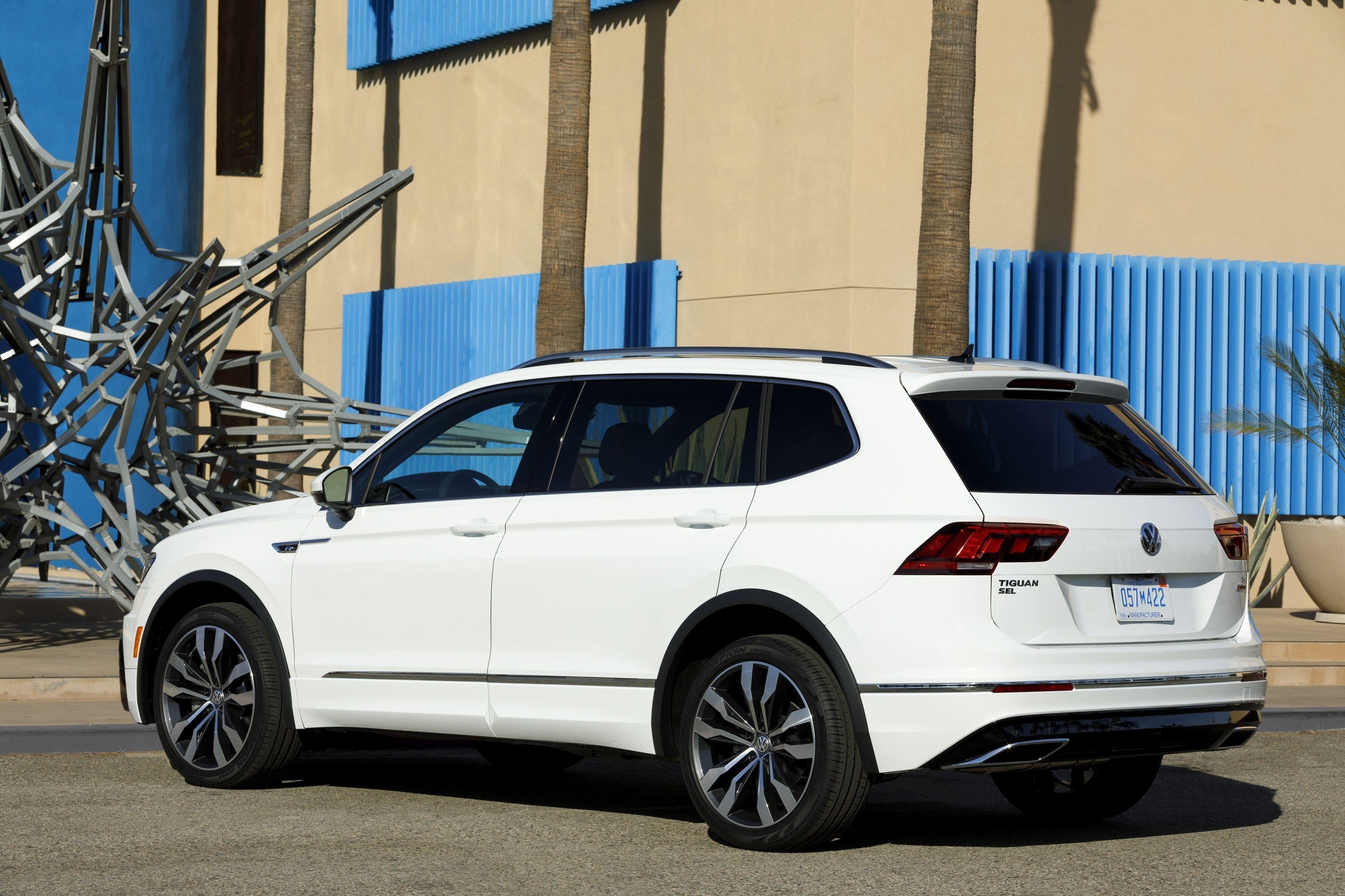 Best 2019 Volkswagen Tiguan Sel Release Date And Specs