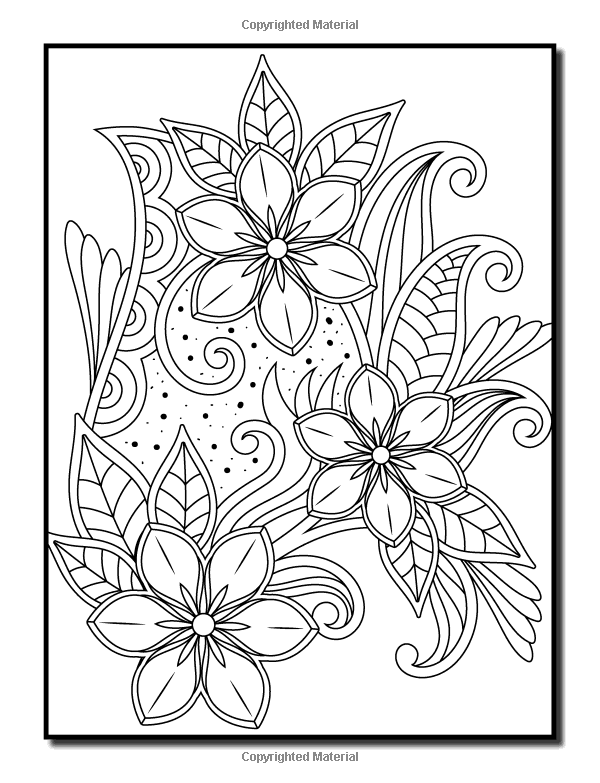 Amazon Com Coloring Books For Adults Relaxation 100 Magical Swirls Coloring Book With Fun Easy And Rela Coloring Books Summer Coloring Pages Coloring Pages