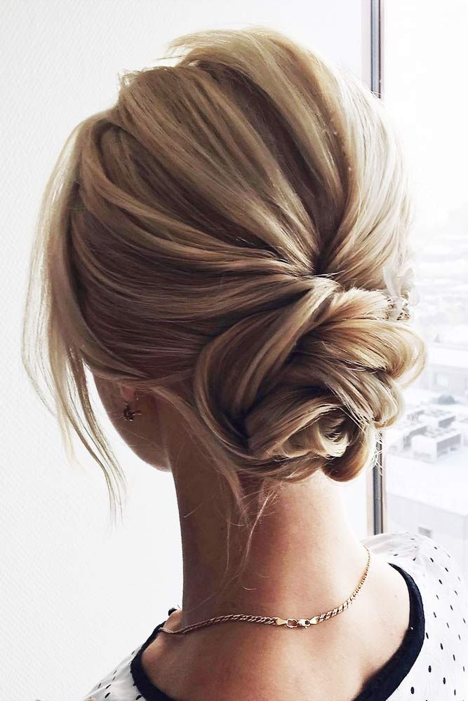 Fantastic Chignon Hairstyles For Feminine And Styl