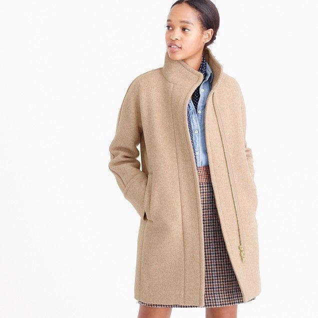 Stadium-cloth cocoon coat   wish list   Pinterest   Cocoon coats ...