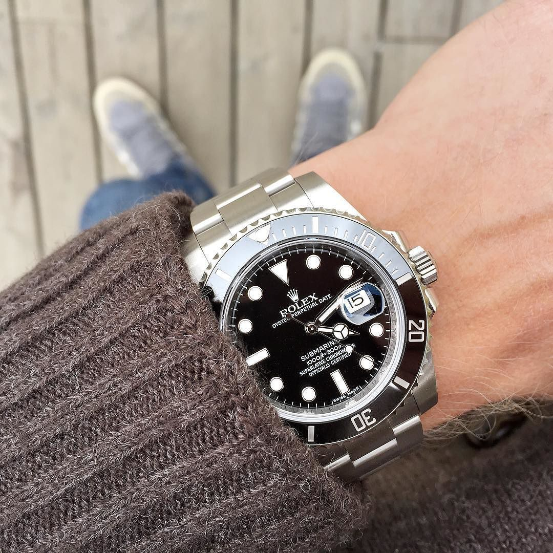 116610LN by tingsweden #rolex #submariner | Wrist Art ...