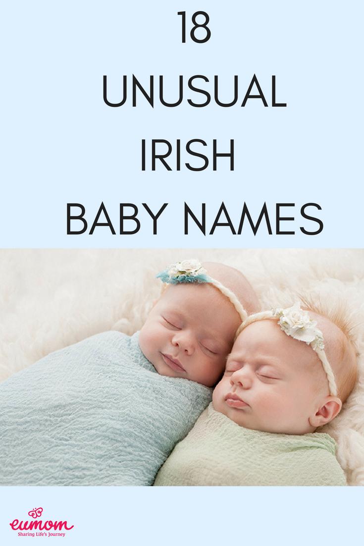 Unusual Irish Baby Names | dingens | Babynamen, Jungen ...  Unusual Irish B...