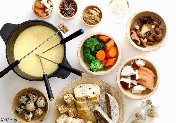 Accompagnement fondue savoyarde : comment accompagner une fondue savoyarde ? - Elle à Table