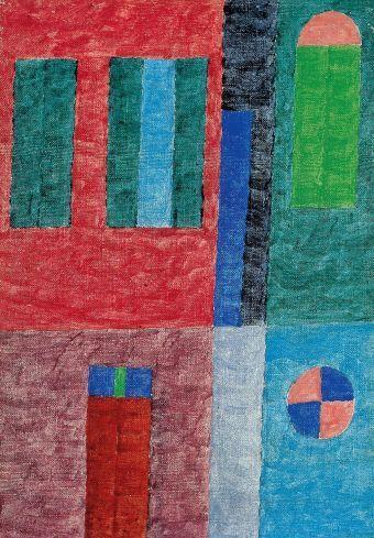 Veja Obras Do Pintor Alfredo Volpi Morto Ha 20 Anos Volpi