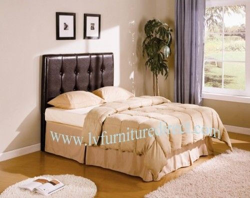 Queen Headboard in Deep Brown at $189 with Free Delivery in the Henderson/Las Vegas area.