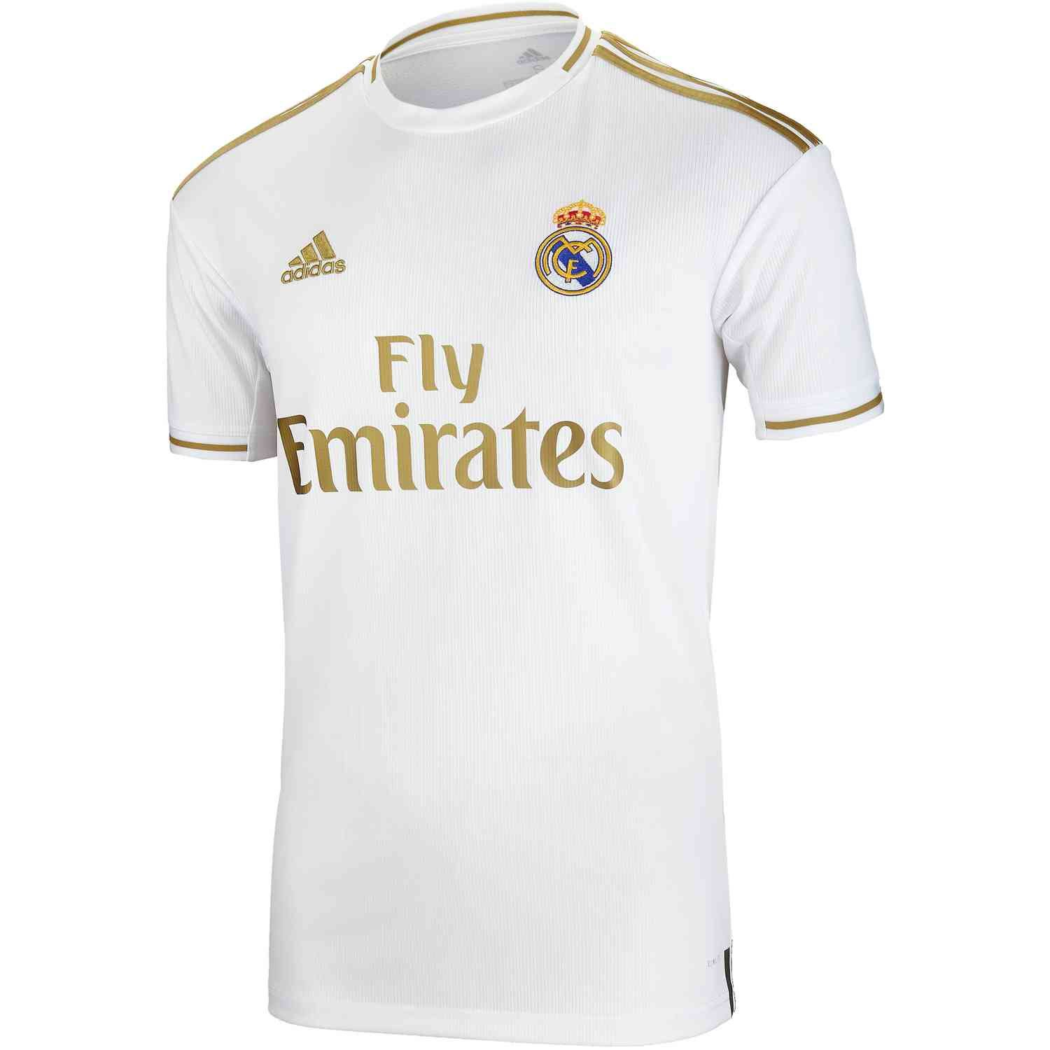 2019 20 Adidas Real Madrid Home Jersey Real Madrid Real Madrid Kit Real Madrid Manchester United