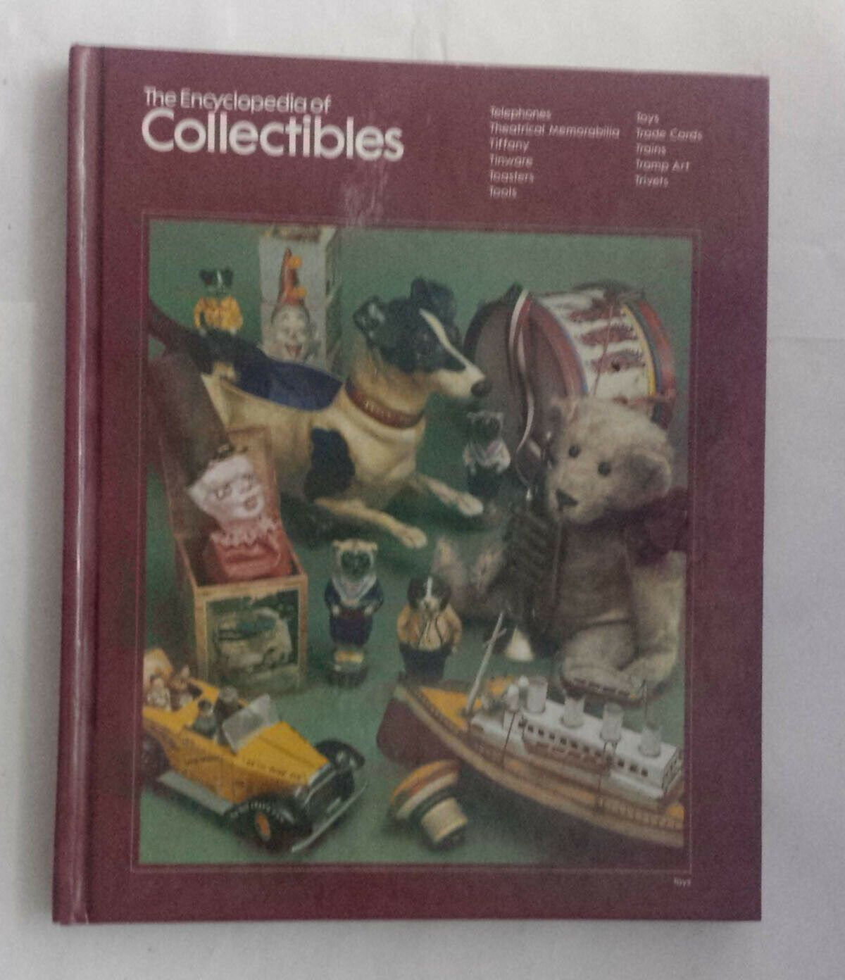 Details about Encyclopedia of Collectibles from Telephones