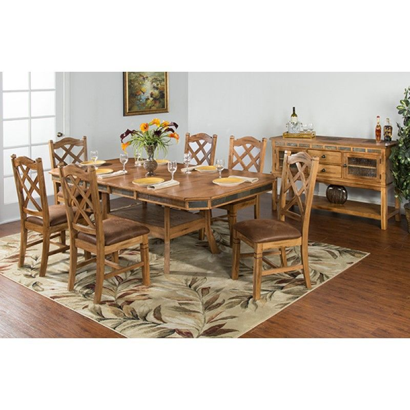 Sedona Rectangular Dining Gathering Table