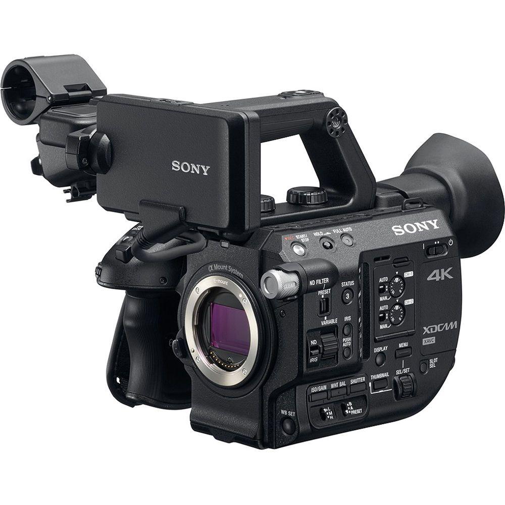 Pxw Fs5 Xdcam Super 35 Camera System Pinterest Sony Cmos Sensor Hdr Pj810 Full Hd Handycam Camcorder