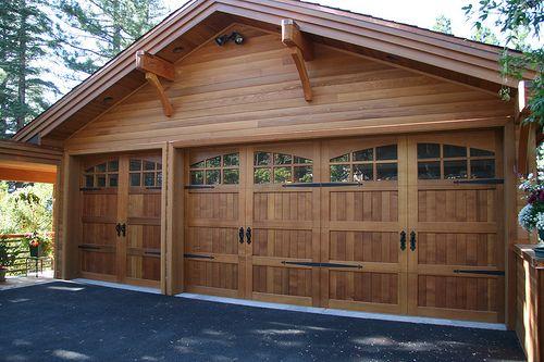 Custom Clear Cedar Garage Door Wayne Dalton Corp Garage Doors Wayne Dalton Garage Doors Garage