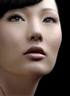 Women Fashion | Make Up Accessories | Cosmetics | Lipstick: Asian Makeup | Asian Makeup Style. So stunning!