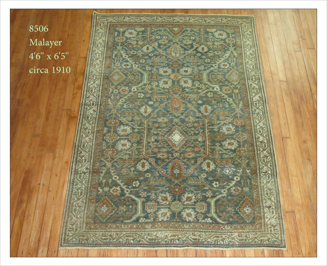Malayer Rug Number 8506 Size 4 6 X 5