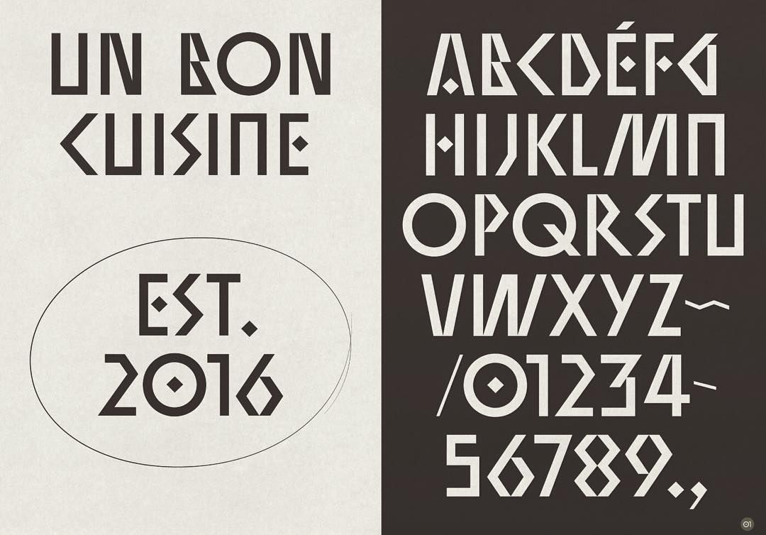 Custom Font For Black Madonna Typeface Cubism Czechcubism With Jonatankuna Kvetak Ja Novak Lettering Custom Fonts Typography