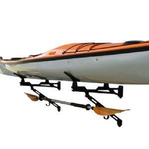 Rack It Up Wall Rack For Kayak Surf Ski Race Sup Touring Sup Kayak Storage Kayak Storage Rack Kayak Rack