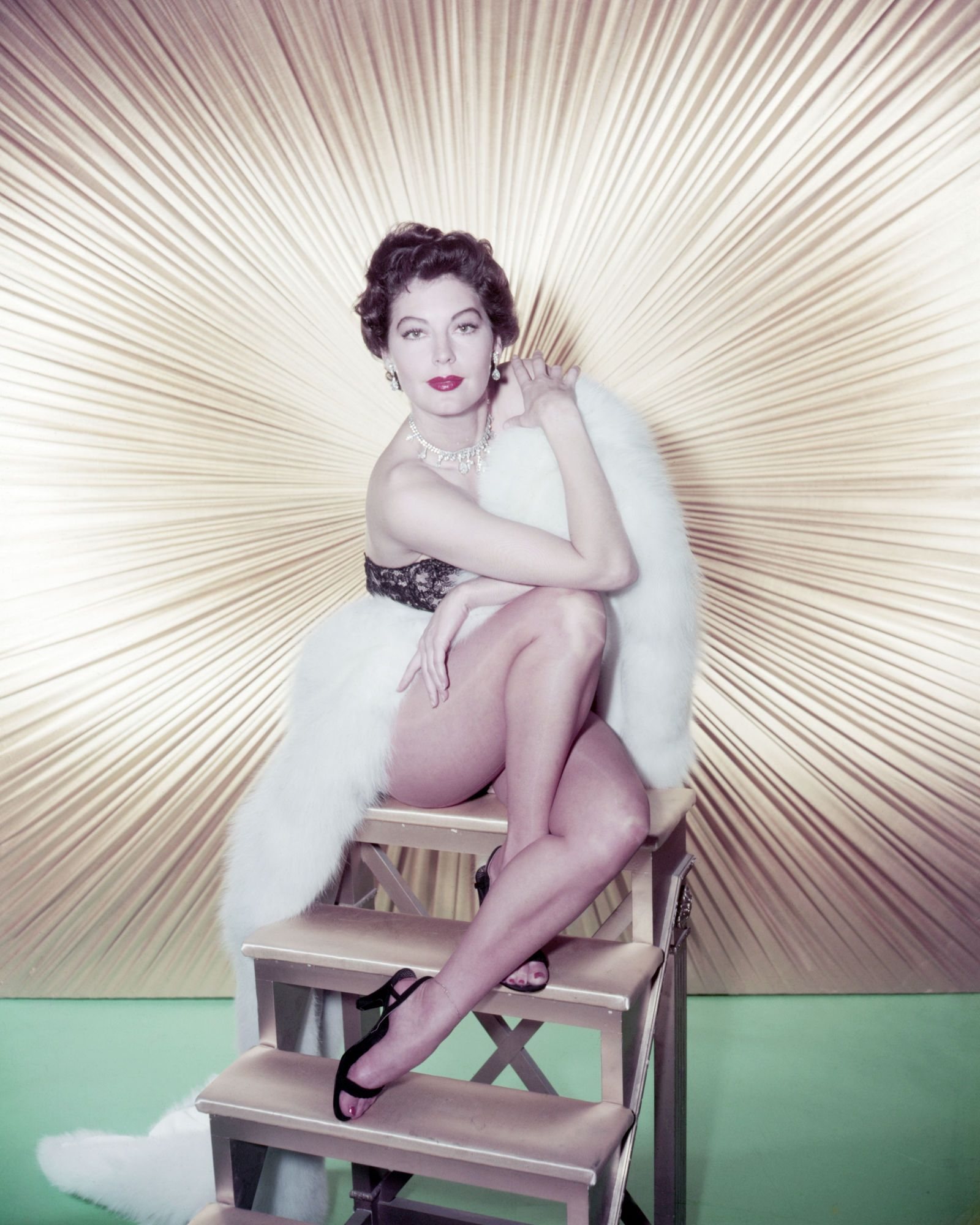 Mens haircuts for 50 year olds ava gardner hollywood beauty ava gardner pictured circa  was