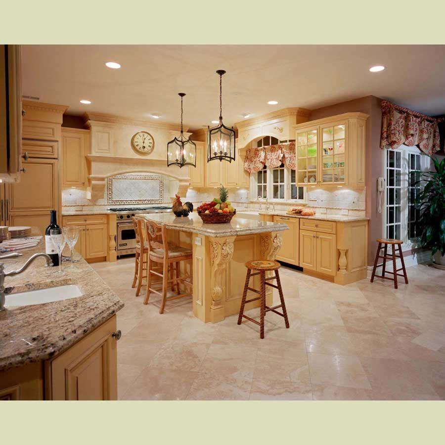 Classic Buttercream Look Kitchen Decor Kitchen Gorgeous Kitchens