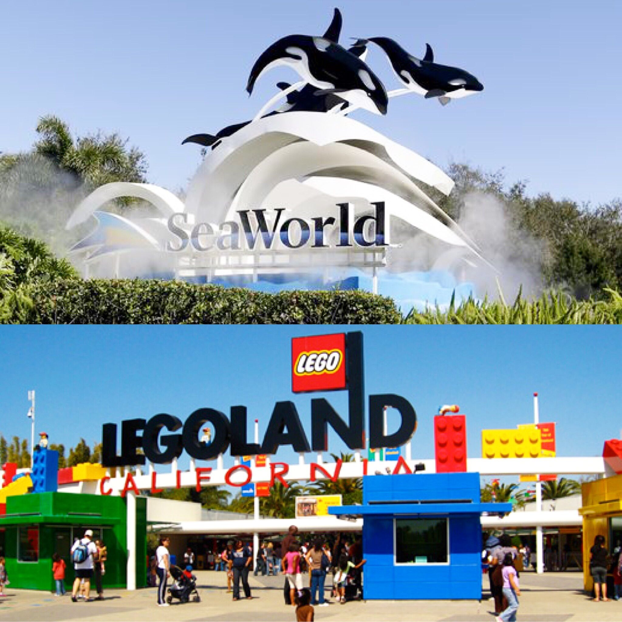 Discounted Tickets Available To Sea World San Diego And Legoland California For Their Halloween Spooktacular Legoland California Sea World San Diego Legoland