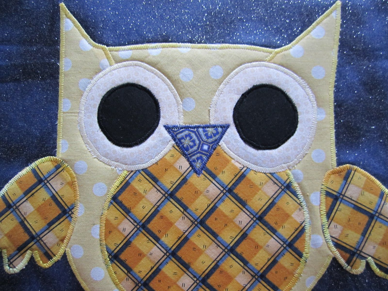 Free Owl Quilt Pattern | Sunday's Quilts: owl baby quilt | Quilts ... : owl quilts patterns - Adamdwight.com