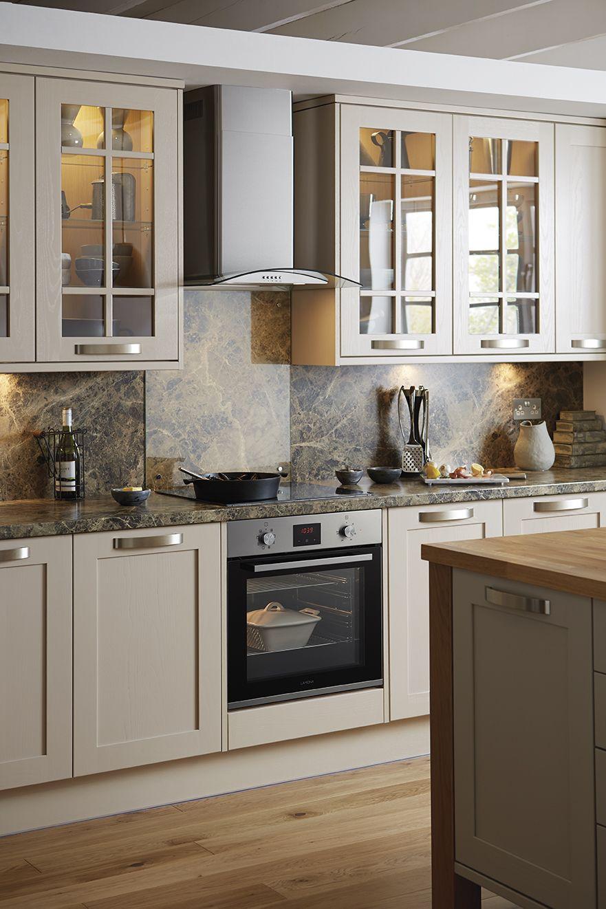 Howdens Shaker style kitchens, Kitchen styles