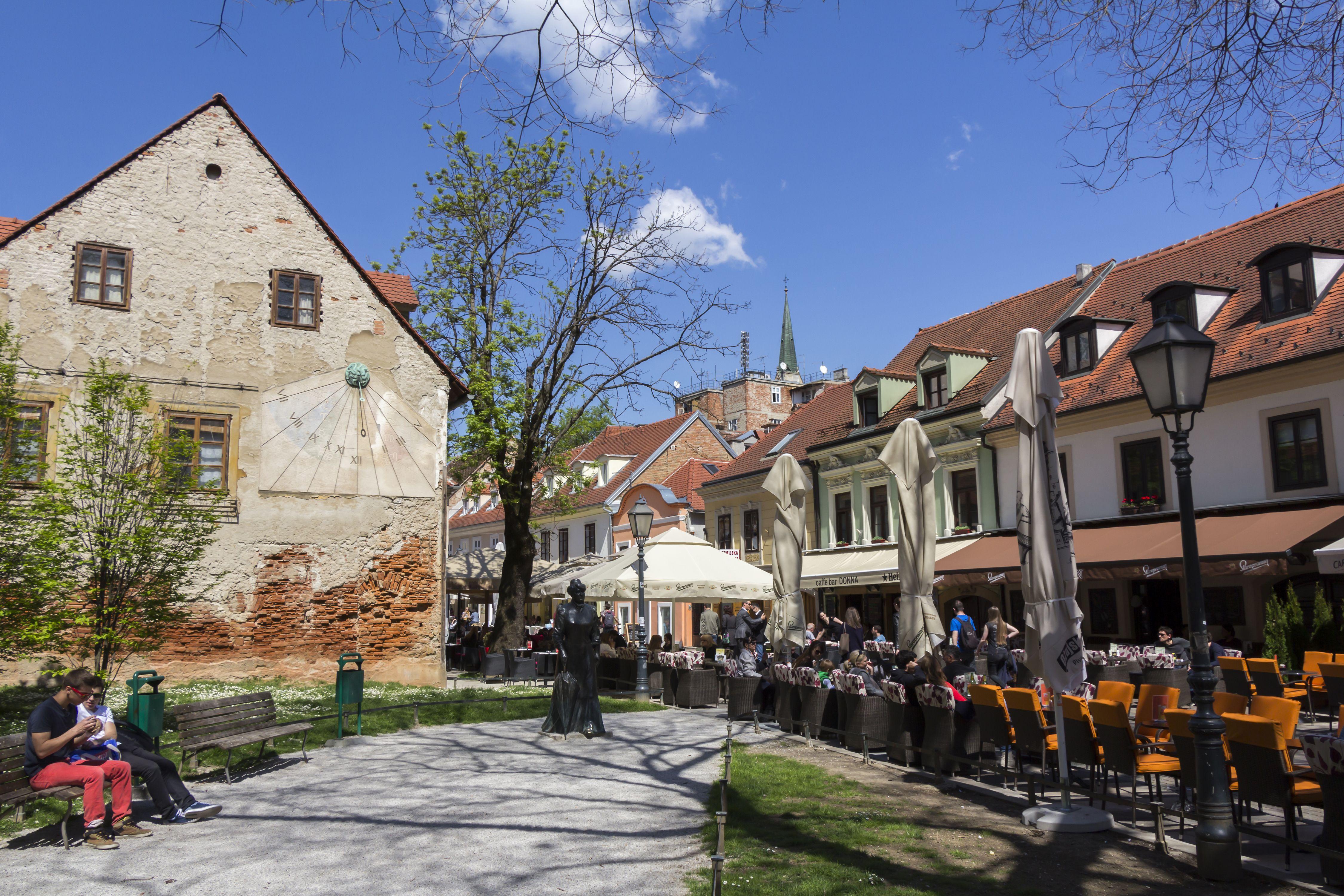 Budget Travel Guide For Zagreb Croatia Travel Zagreb Travel