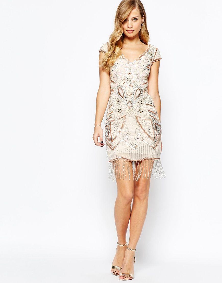 Flapper style dresses asos