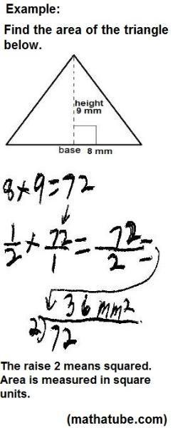 Triangle Area Worksheet Triangle Worksheet Worksheets Area Worksheets