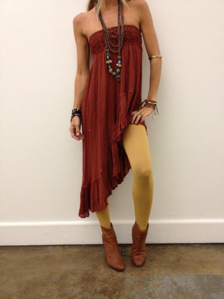Goddess Skirt- Gauze or Cotton