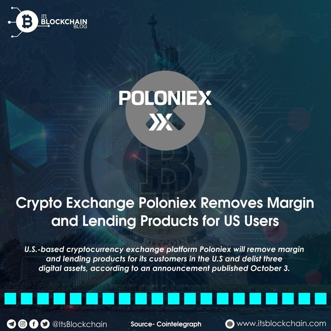 poloniex crypto mainai