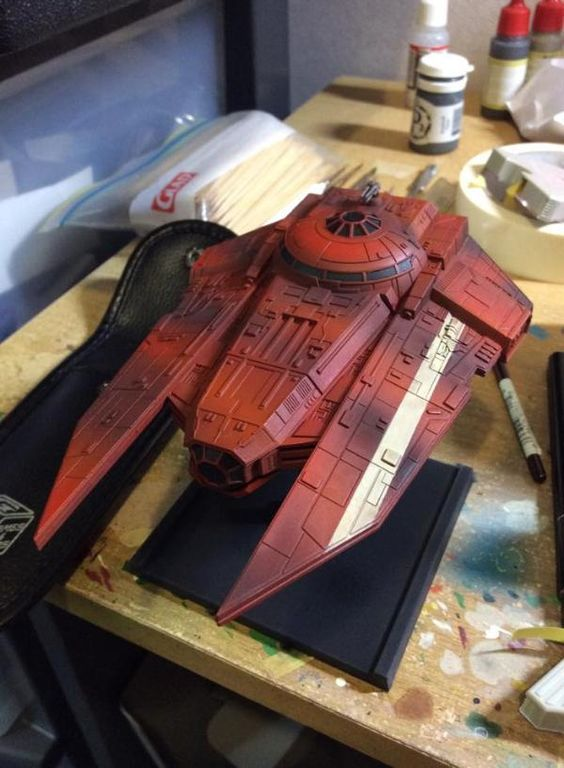 Red Camo VC-49 - Xwing