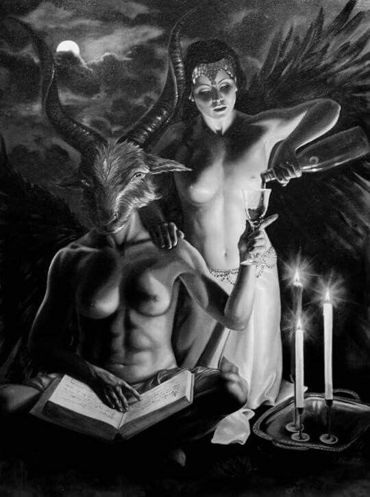 Erotic stories occult favorites