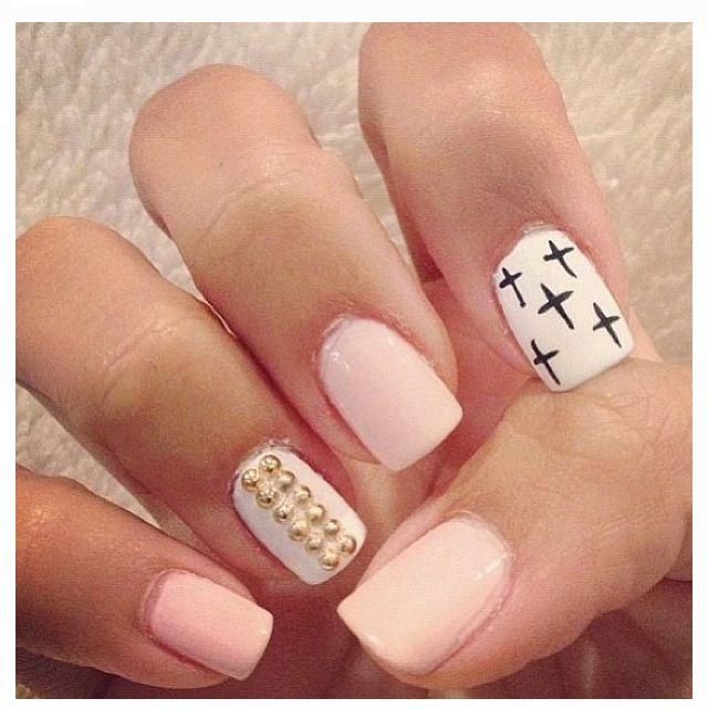 Pink Nail Art Makeup And Nails Pinterest Nail Technician Pink