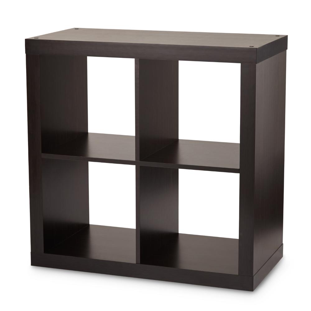 e5c5d5bf134b068be9a497feba68c917 - Better Homes And Gardens 2 Cube Organizer Espresso