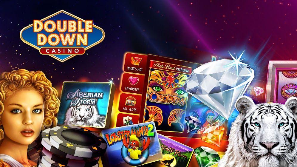 DoubleDown Casino Slots Games, Blackjack, Roulette Apps