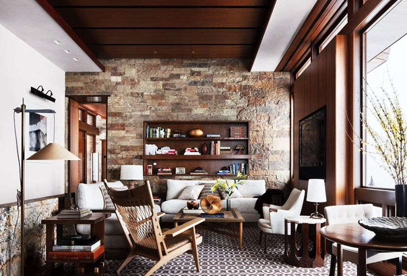 6 Decorating Ideas For A Chic Ski Home