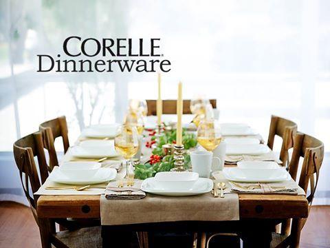 Corelle - nice table setting u003c3 u003c3 & Corelle - nice table setting u003c3 u003c3 | Beloved Corelle | Pinterest