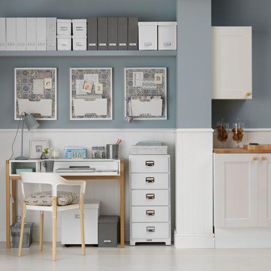 Home Office   8 Design Tips | Interijer | Pinterest | Duck Egg Blue, Office  Interiors And Office Designs