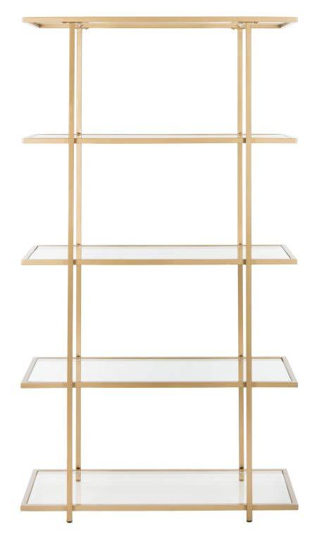 Farrand Etagere Bookcase Reviews Joss Main Etagere Bookcase Glass Shelves Ikea Bookcase