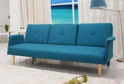 divano letto azzurro idelshop   divani-letto   pinterest - Divano Letto Matrimoniale Orizzontale
