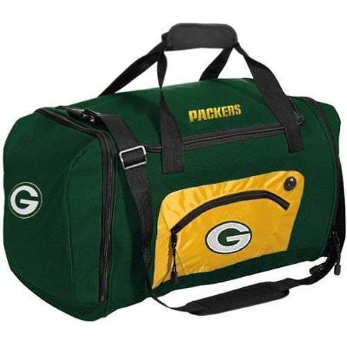 814890d329 Green Bay Packers NFL Roadblock Duffle Bag