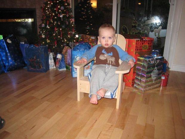 Building A Child39s Muskoka Chair Adirondack Chair Plans