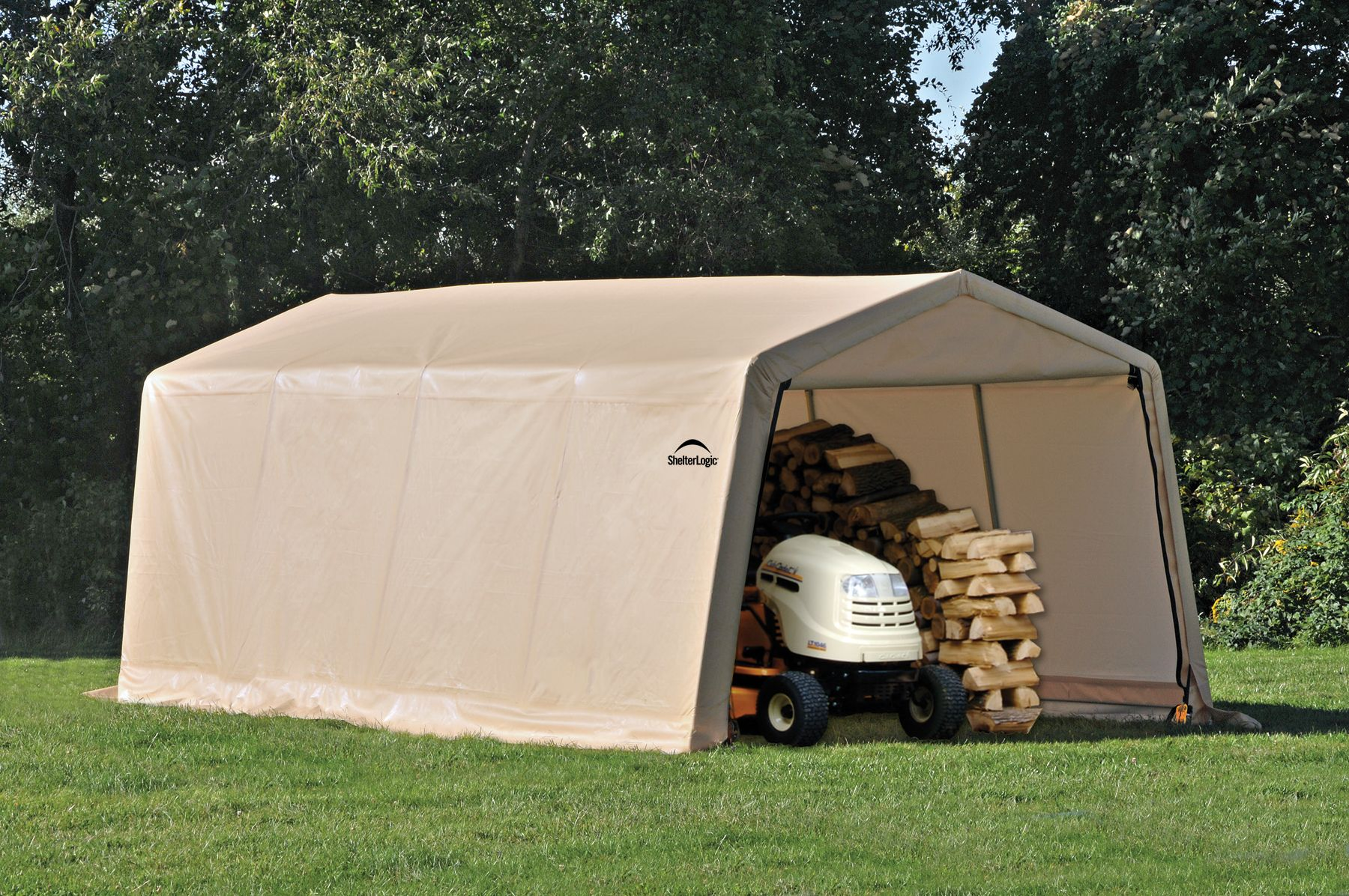 garage in a box Instant garage, Portable carport