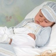 Baptism Clothes For Baby Boy Pleasing Bebe Dormido  Stuff To Buy  Pinterest  Stuffing And Babies Design Decoration