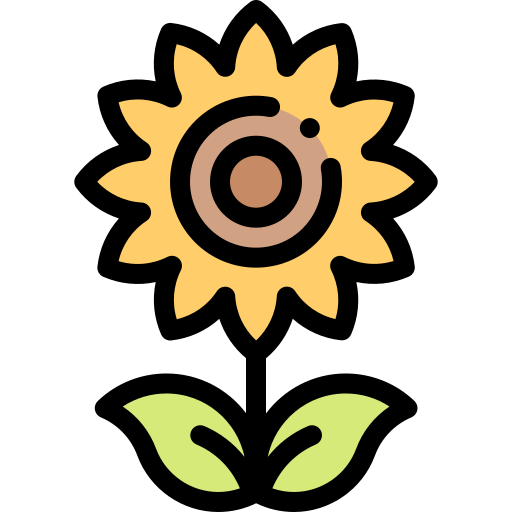 Sunflower Free Vector Icons Designed By Freepik Flower Icons Free Icons Vector Icons