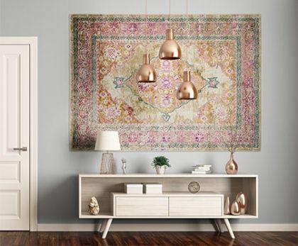Benuta Teppich teppich aufhängen tipps im benuta benuta teppich interior
