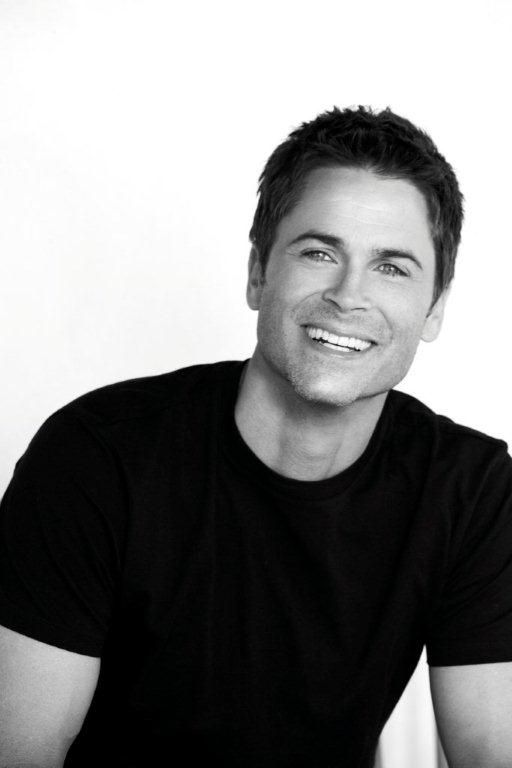 Rob Lowe...those eyes, that smile :0