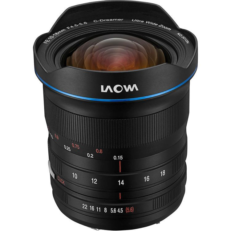 Fstoppers Reviews The Crazy Venus Optics Laowa 10 18mm F 4 5 5 6 Lens For Sony Full Frame Cameras Zoom Lens Lens Aperture Full Frame Camera