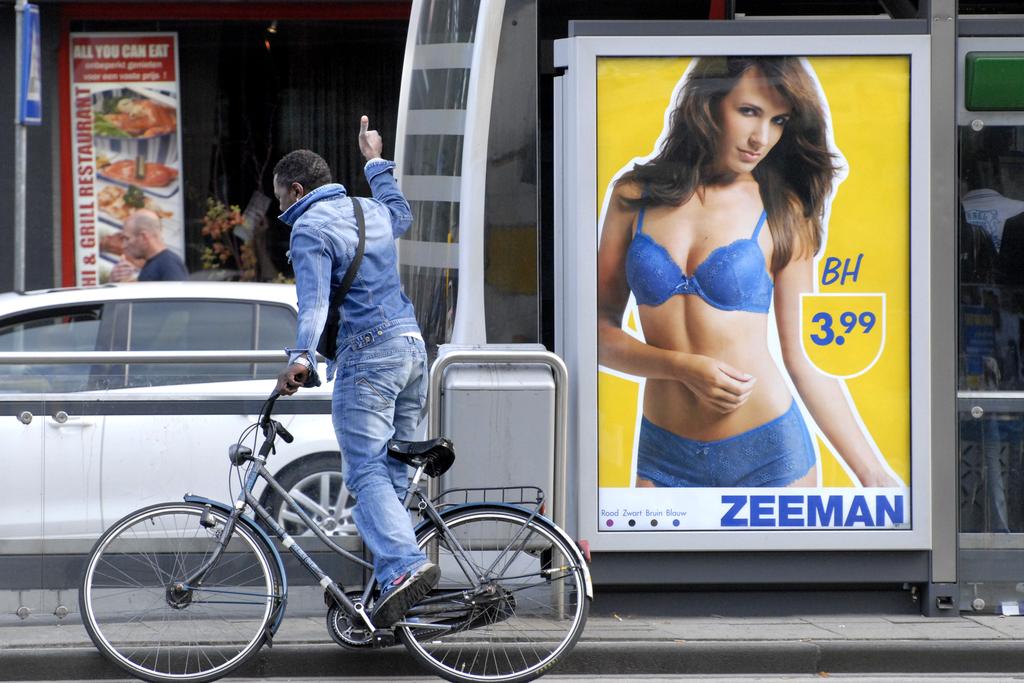 'Ik stoor me aan het foute imago van Zeeman'